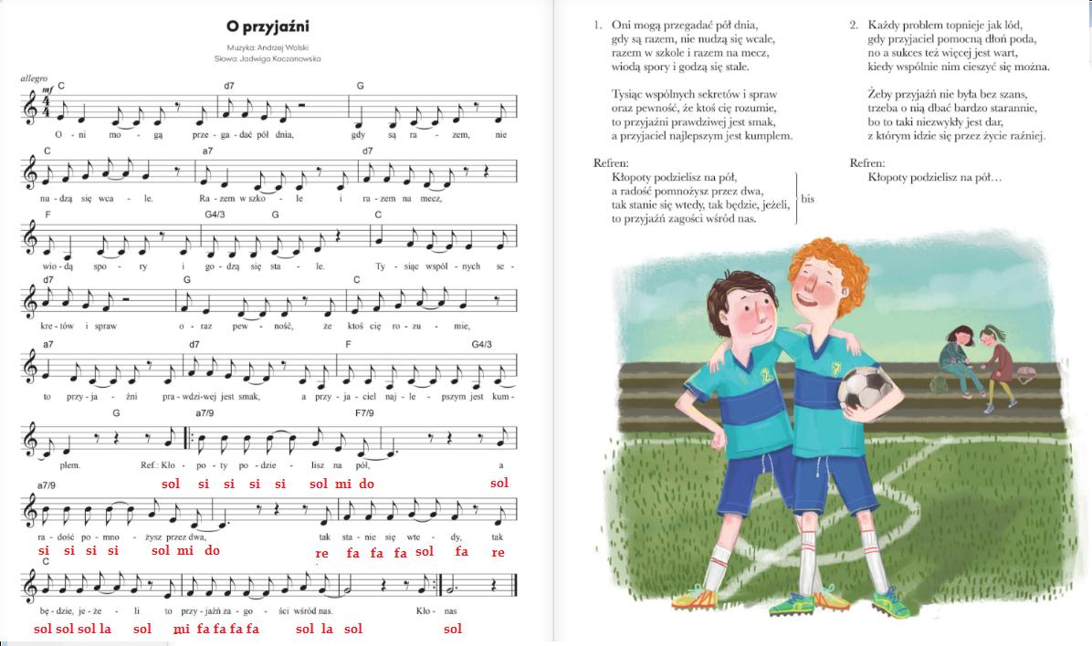 Piosenka Kl5 O Przyjaźni Szkoła Podstawowa Nr 23